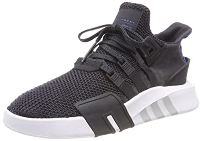 check out d158d eb651 Amazon.com | Adidas Eqt Bask Adv Mens Sneakers Grey ...