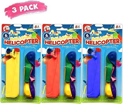 Balloon Car Kids Boys Christmas Gift Flying Toy Game Party Bag Stocking Filler