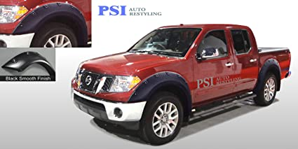 805 0701 Fits Nissan Frontier 05 14 Pop Out Style Fender Flares For