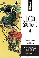 Lobo Solitário - Volume 4 Capa comum
