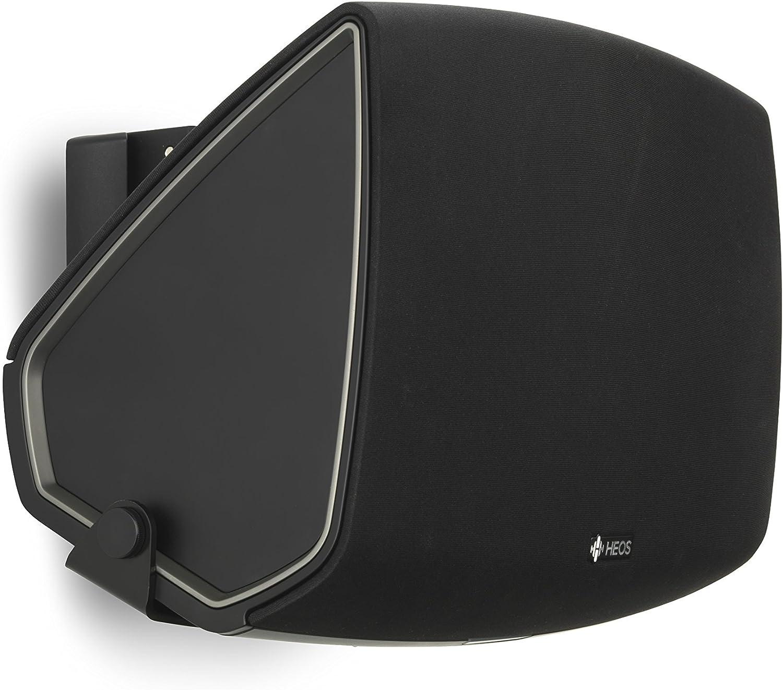 Bianco SoundXtra Supporto da Muro Inclinabile e Orientabile per Diffusore Wireless Denon HEOS 7