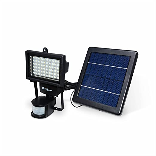 Alice s Garden - Proyector solar LED - 60 LED potente, 420 ...