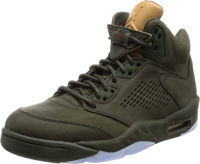 Nike Mens Air Jordan 5 Retro Prem Take