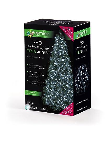 Premier Treebrights Led Christmas Tree Lights