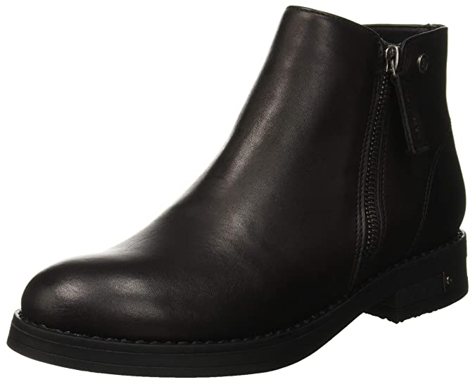 U.S.POLO ASSN. Viktorya Leather, Botines para Mujer: Amazon.es: Zapatos y complementos