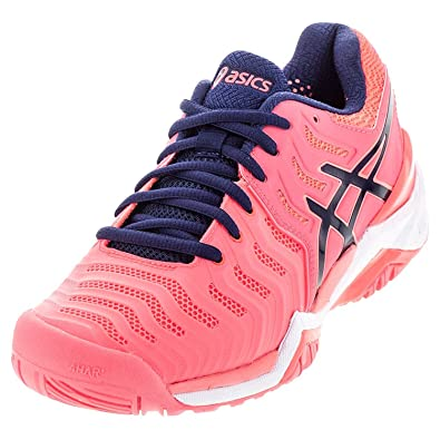 356f2d071501 ASICS GEL-RESOLUTION 7 Women s Tennis Shoes (E751Y)  Amazon.co.uk  Shoes    Bags