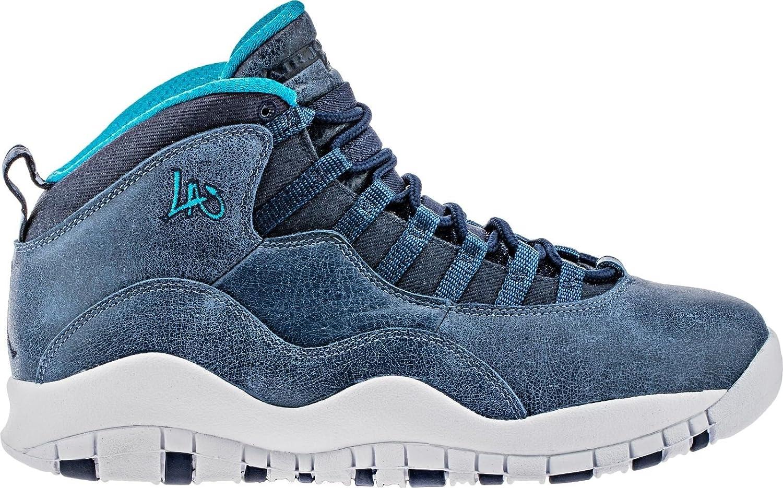 ナイキ(NIKE) Air Jordan 10 X Retro LA Los Angeles City Pack メンズ 310805-404 [並行輸入品] B01N1FYHB3 29.0 cm