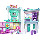 Pinypon - Hospital de mascota, muñeca y accesorios (Famosa 700012914)