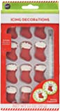 Wilton Stocking Icing Decorations with Edible Ink Marker