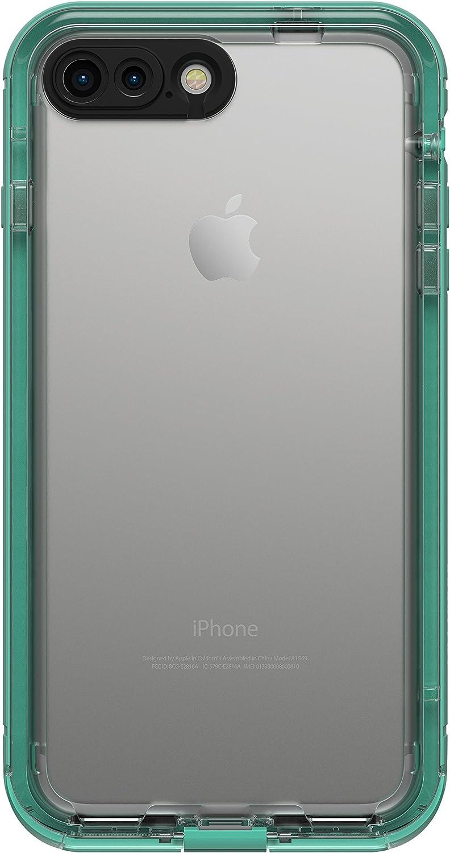 Amazon Com Lifeproof Nüüd Series Waterproof Case For Iphone 7 Plus Only Retail Packaging Mermaid Soft Mint Taliside Teal Clear
