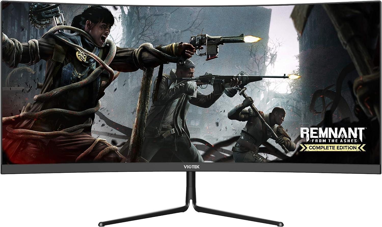 VIOTEK GNV29CB 29″ 120Hz 21:9 1200R Ultrawide Curved Gaming Monitor