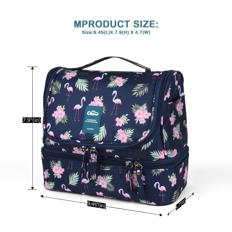 Amazoncom Designer Hanging Toiletry Bag- Travel Cosmetics Bag By Hankcles-