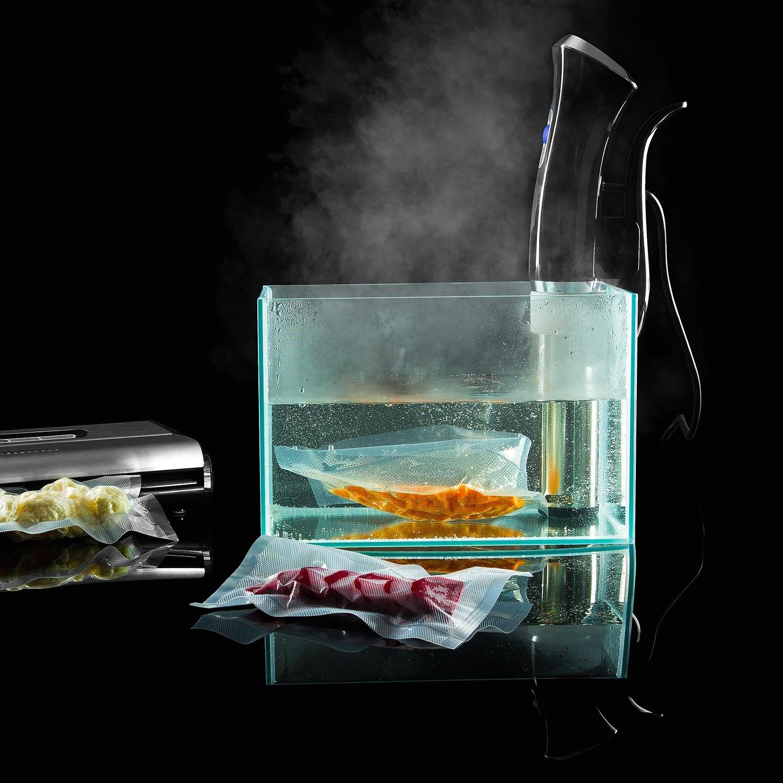 sous vide stick kocht ohne aufsicht