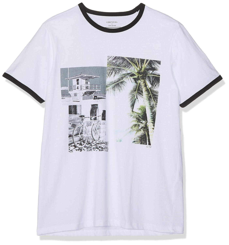 Cortefiel SP Frq Camiseta Foto Play Hombre: Amazon.es: Ropa y ...