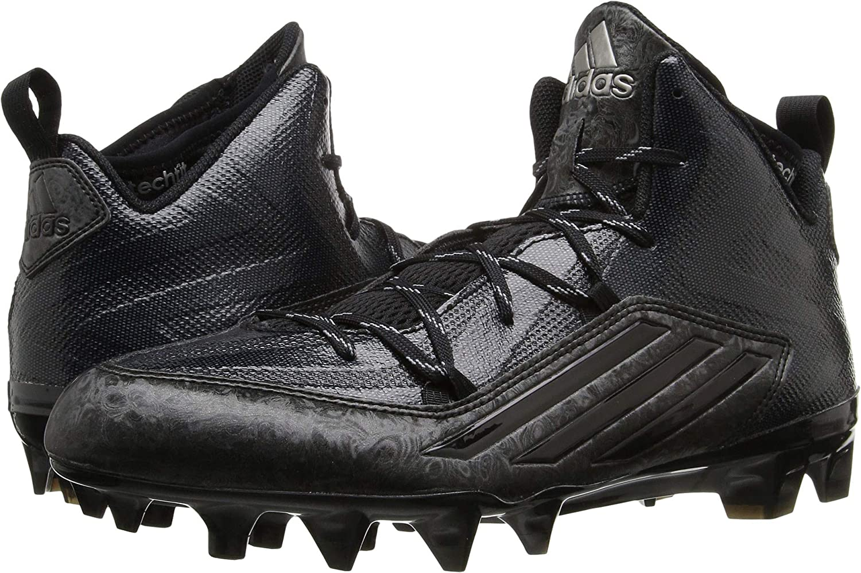 adidas performance men's crazyquick 2.0 mid football cleat