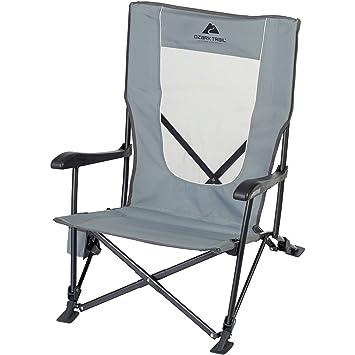 Ozark Trail 3 posiciones de perfil bajo silla: Amazon.es ...