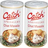 Catch Spices Chat Masala Sprinkler (pack of 2) 100gms (With 10% Extra)