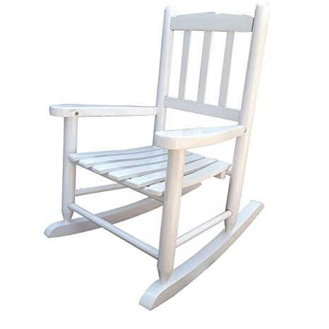 Rockingrocker   K031WT Pure White Childu0027s Rocking Chair/porch Rocker    Indoor Or Outdoor