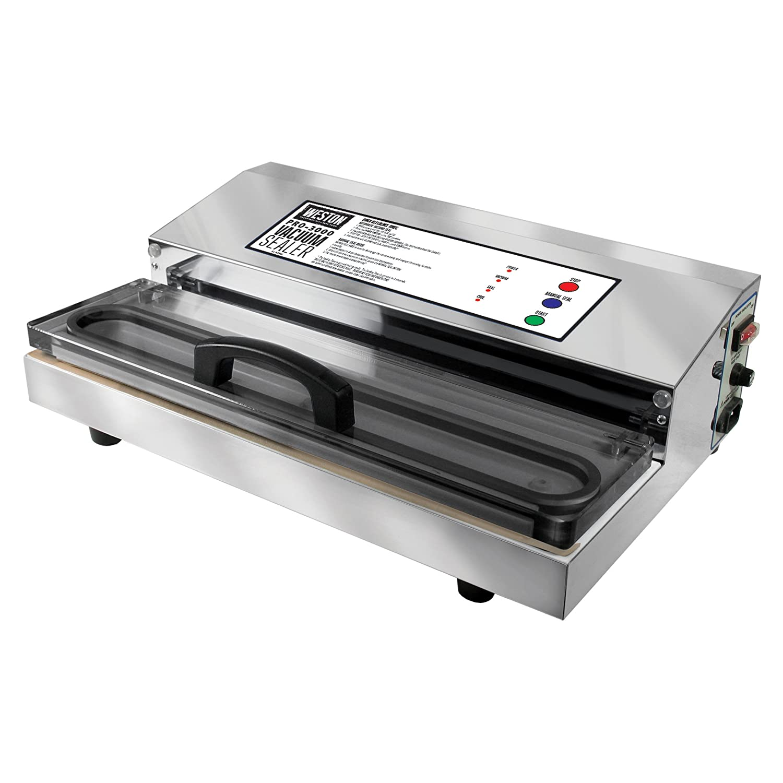 Weston Pro-2300 Stainless Steel Vacuum Sealer