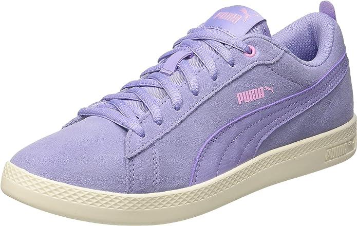 Puma Smash V2 Sneakers Damen Lila (Sweet Lavender)