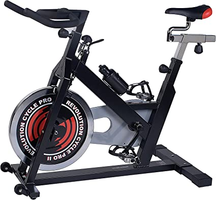 PHOENIX 98623 Revolution Cycle Pro II Exercise Bike: Amazon.es ...