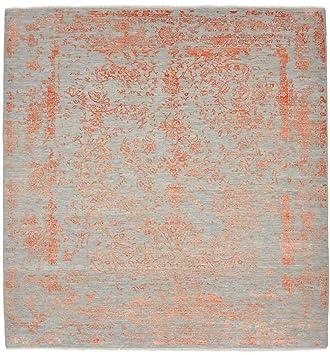 Nain Trading Sadraa 254x250 Orientteppich Teppich Quadratisch Beige