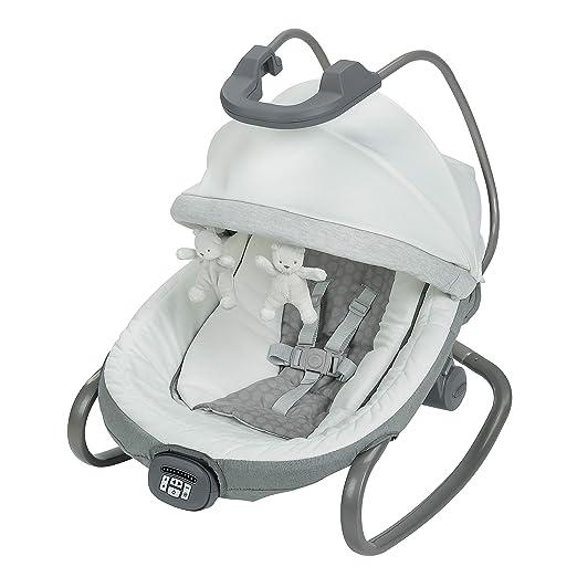 Amazon.com: Hamaca columpio para bebé con sonido ...