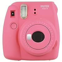 Fujifilm Instax Mini 9 + 10 Mini Film Istantanea per Stampe Formato 62X46 mm, Rosa