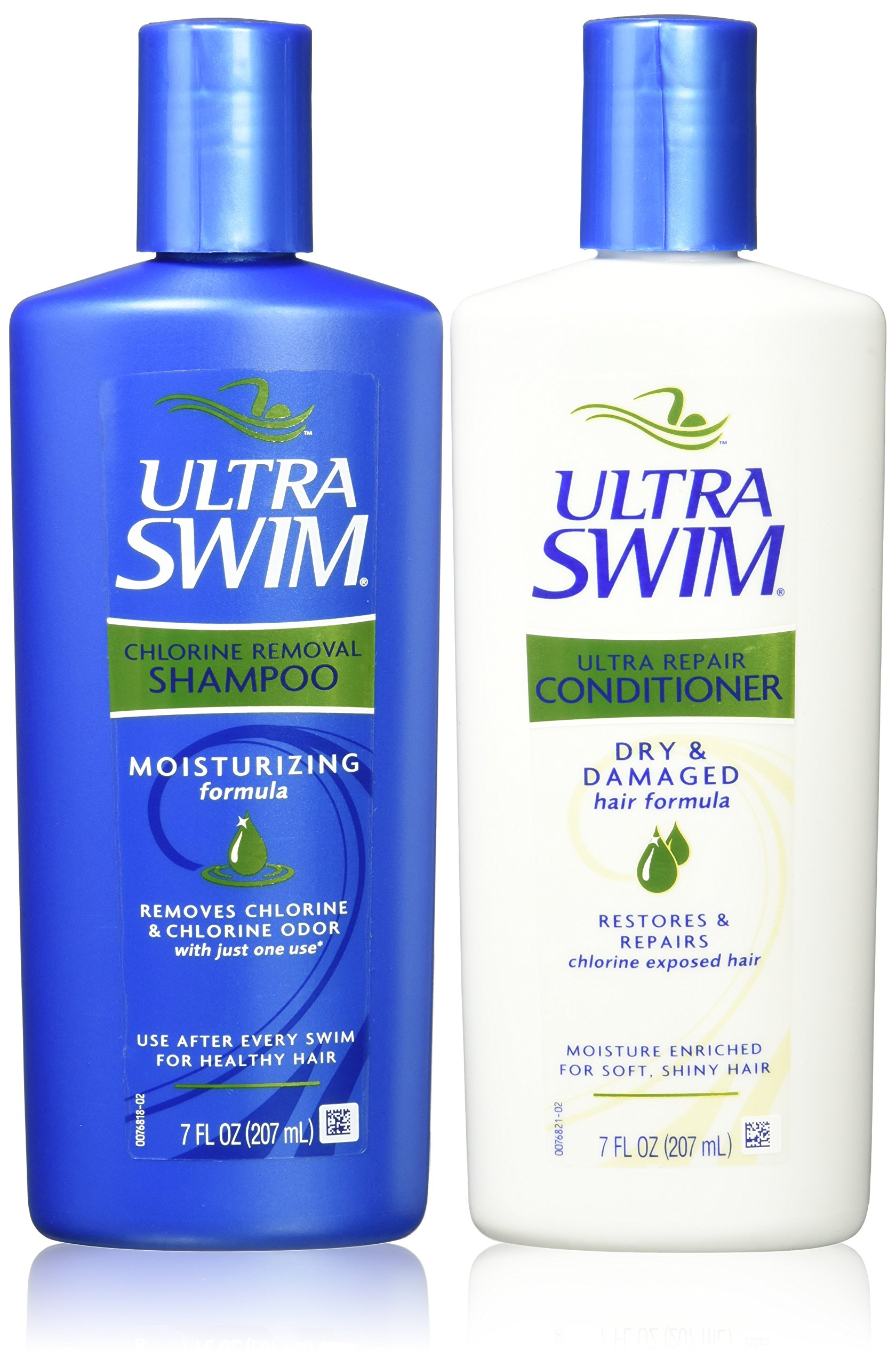 UltraSwim Dynamic Duo Repair Shampoo and Conditioner, 7 Fluid Ounce Each by UltraSwim