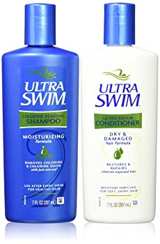 UltraSwim Dynamic Duo Repair Shampoo and Conditioner for Swimmers