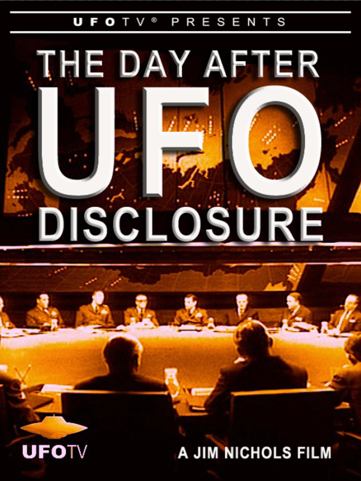 Amazon.com: UFOTV Presents The Day After UFO Disclosure: Jim Nichols: Amazon  Digital Services LLC