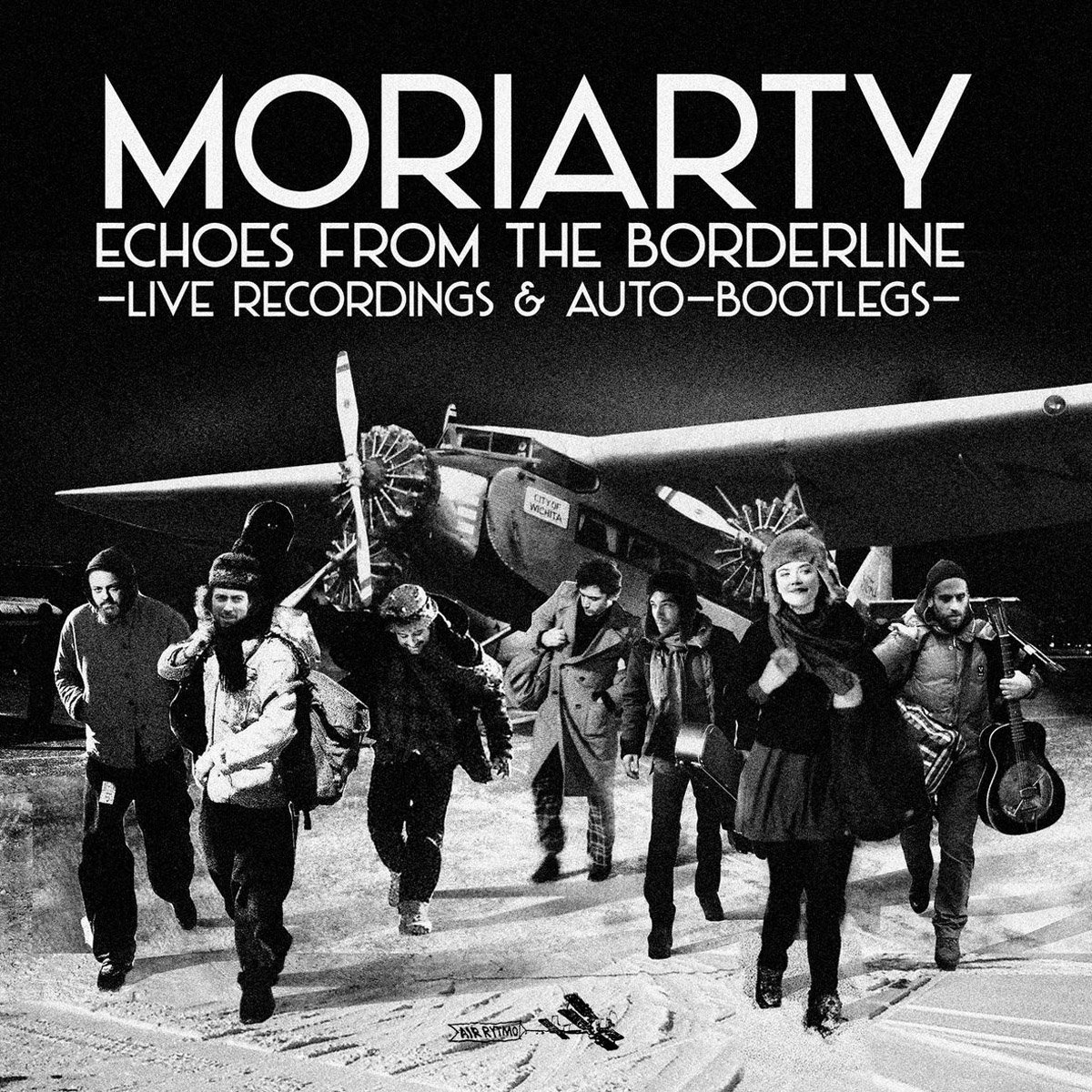 Echoes from The Borderline: Moriarty: Amazon.fr: Musique