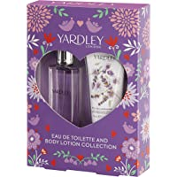 Yardley London Yardley London Lavender Eau de Toilette & Body Lotion Set de regalo