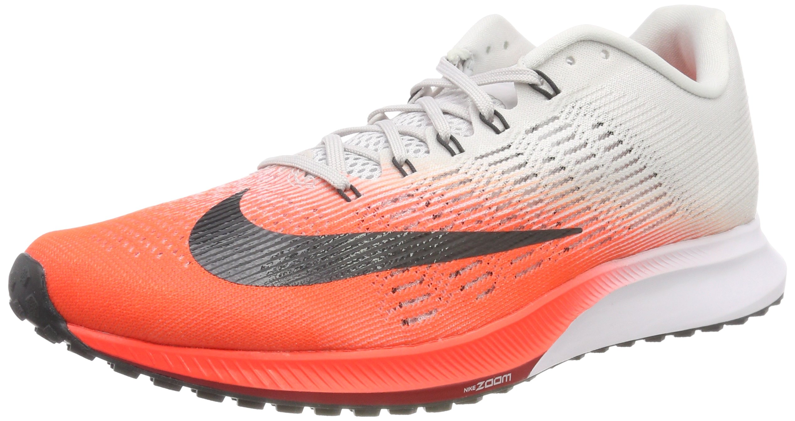check out 7ebc4 65fcf Nike Men's Air Zoom Elite 9 Running Shoe (10 D(M) US, Total  Crimson/Anthracite)