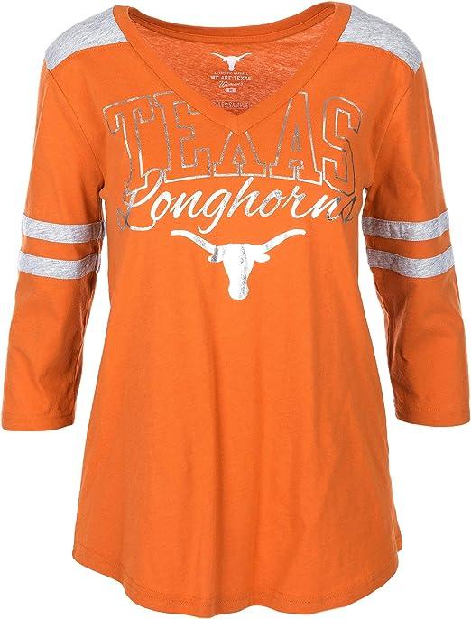 University of Texas Authentic Apparel NCAA Mens Kincaid T-Shirt