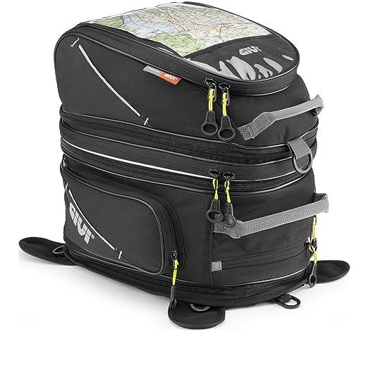 7 opinioni per Givi EA103B Borsa da Serbatoio Easy Bag 28+18 litri Magnetica Trasformabile in