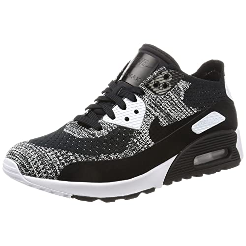 official photos 5edb6 46f98 ... new zealand nike womens air max 90 ultra 2.0 flyknit black black white  athracite casual shoe