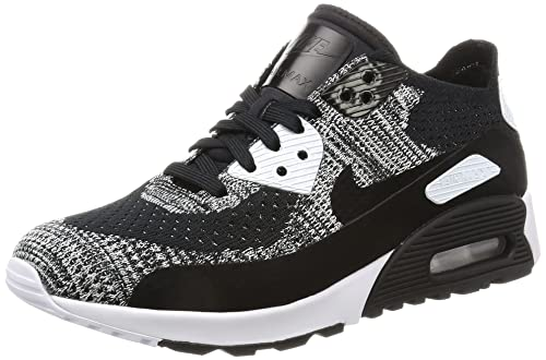 Nike Air Max 90 Flyknit Ultra 2.0 W Sneakers Donne Nero