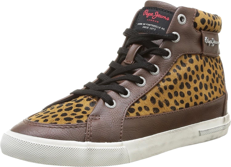 Amazon.com | Pepe Jeans Macclain Animal
