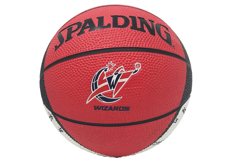 NBAミニバスケットボール、7インチ B01F3MLNS2 Washington Wizards Washington Wizards