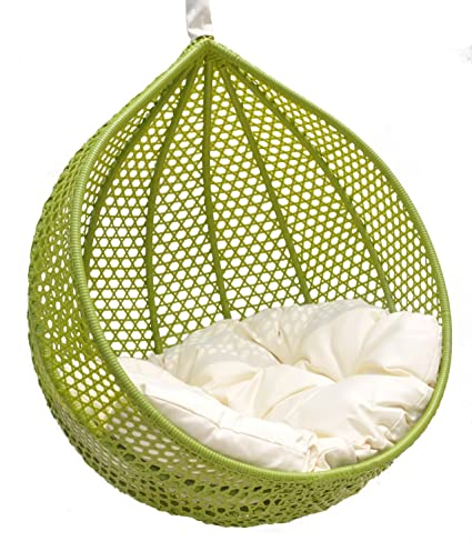Merveilleux Ravelo U2013 Vibrant Porch Swing Chair With Hanging Stand U2013 PE 03GN(Y9104GN)