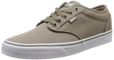 Vans Men's Atwood (Canvas) Brindle/White Skate Shoe 9 Men US