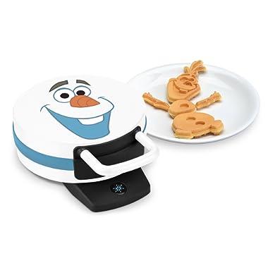 Disney DFR-15 Olaf Waffle Maker, White