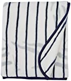 "Officially Licensed MLB Jerssey Plush Raschel Throw Blanket, 50"" x 60"", Multi Color"