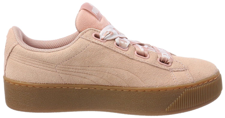Puma Damen Vikky Platform Ribbon (Pink Bold 365314-02 Sneaker, Mehrfarbig (Pink Ribbon 001) fefb23