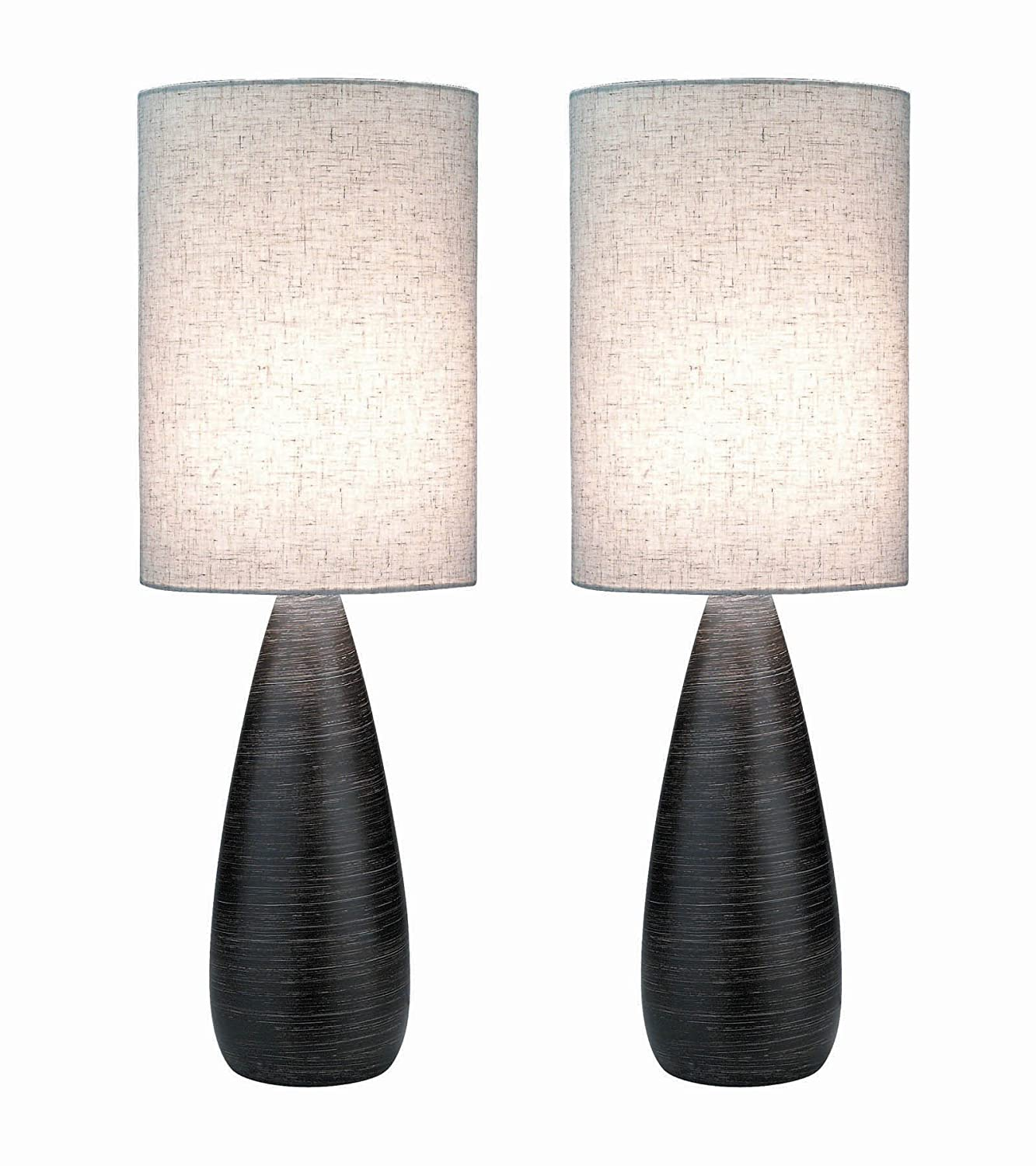 Lite Source LS-2999//2PK Quatro Table Lamp
