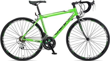 Viking - Bicicleta de carretera (híbrida, de montaña, urbana ...