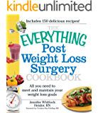 The Everything Post Weight Loss Surgery Cookbook: All you need to meet and maintain your weight loss goals (Everything®)