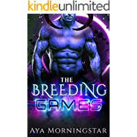 The Breeding Games: A Scifi Alien Romance