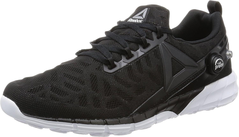 Reebok Zpump Fusion, Zapatillas de Running para Hombre: Amazon.es: Zapatos y complementos